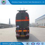 Neuer Wellen-Brennstoff-Tanker-halb Schlussteil des Kohlenstoffstahl-3 Fuhua/BPW für Verkauf