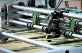 halbautomatischer gewölbter Flachbettkasten des karton-300A, der Maschine herstellt