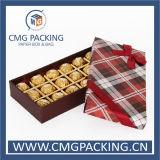 Boîte d'emballage en chocolat pour impression verte de haute qualité (CMG-PCB-009)