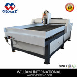 Cabezal único metal Metal de corte CNC Máquina de corte (VCT-1325MD)