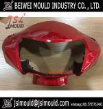 オートバイのヘッドライトのバイザーのプラスチック型
