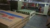 Semi-automático Máquina grapadora de cartón ondulado