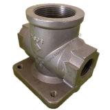 Bastidor de inversión del acero de carbón de la precisión para las piezas de maquinaria