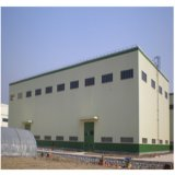 Prefabricated 강철 프레임 금속 구조 건물