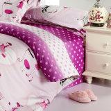 印刷された漫画の綿の慰める人の寝具