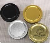 Rundes freies Glasmaurer-Glas für Stau, Honig