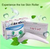 Amazon hot продаж массажер для лица и тела лед ролик