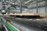 Máquina de fabricação de portas de madeira sólida