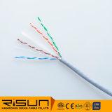 Cable de red de alto rendimiento el cable 23AWG UTP CAT6