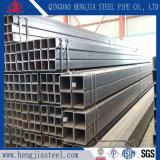 Tubi d'acciaio galvanizzati ad alta resistenza del quadrato di Gi Q235