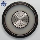 XLPE Isolierungs-überzogenes kupfernes Kabel-Draht-Cu-Leiter Belüftung-Umhüllungen-Niederspannungs-Energien-Kabel