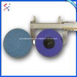 """Tapa de 3"""" 24-400 de grano de arena de lijado de molienda de óxido de disco de papel"""