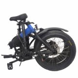 "20 ""脂肪質のTire 250W Folding Electric Bike (TDN01Z-)"