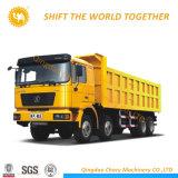 Delong Cummins Engine 6*4 camión volquete Shacman
