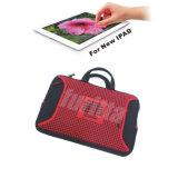 Maniglia classica con il sacchetto del manicotto del computer portatile del neoprene delle 2 caselle (FRT1-137)