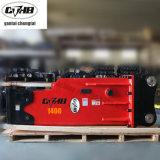 Korea-Technologie-leiser hydraulischer Unterbrecher Sb81 für 20t Exkavator PC200