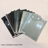 90%Irr Nano Ceramische Films van de Zon van de Tinten van het Venster van de Film van het Glas van het Autoraam Zwarte