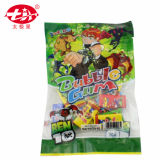 De Kauwgom van de Sterren van de wereld Met de Verpakking 100PCS van de Tatoegering