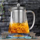 Café de cristal de vidrio pyrex tetera de Vidrio Jarra de Té té