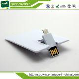 Credti Karte 4GB USB OTG mit freiem Firmenzeichen