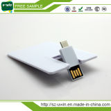 Credti карты памяти 4 ГБ USB OTG с логотипом