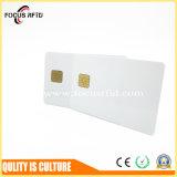 安い価格ISOはFM4442互換性のある接触RFIDのカードの工場を大きさで分類する