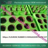 Набор колцеобразного уплотнения Viton силиконовой резины