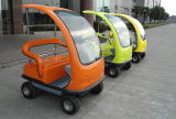 2016最高と評価された500W電気ゴルフカート