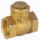 En acier inoxydable de qualité alimentaire de promotion sanitaire Vanne pneumatique à bille en laiton