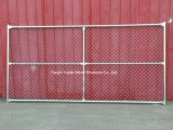 Electro гальванизировал панель загородки, поголовье ограждает панели, сваренные панели загородки ячеистой сети, временно панель загородки сваренной сетки с самым лучшим ценой