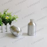 Bouteille en aluminium de tamis de la Chine pour l'empaquetage cosmétique de poudre