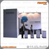 Cabina de aluminio portable de la feria profesional de la tela del precio bajo