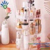 De duidelijke Vitrine van de Make-up van het Plexiglas Acryl Kleinhandels Kosmetische