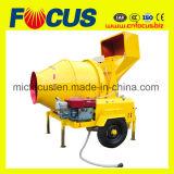 Мини-конкретные микшер песка и цемента электродвигателя смешения воздушных потоков