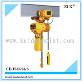 Alta qualità 3ton Electric Chain Hoist con Trolley