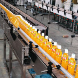 Chaîne de production automatique convoyeur à chaînes pour le boire de boisson de module