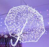 LEDのクリスマスの装飾は商業装飾をつける