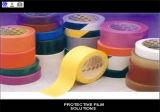 Film protecteur de PE coloré pour la feuille inoxidable du plastique PP/PS/PC/PMMA/PVC /Steel