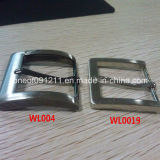 Zinc Metal Belt Buckle para homens e mulheres