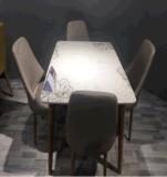 صناعيّ بينيّة [فورنيتثر] مطعم حديث أنيق [دين تبل]