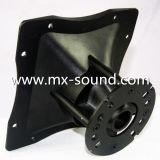 Piezas del altavoz con el claxon de aluminio para el programa piloto de la compresión