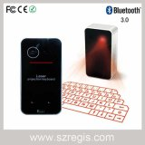 Nuevo teclado Bluetooth Mini láser inalámbrico con ratón Funcation