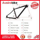 "Atacado 27.5 Moldura de carbono 16 ""/ 18"" / 20 ""650b Mountain Bike Carbon Frames"