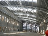 Marco del pabellón de acero del material para techos del marco del espacio/de la estructura de acero/edificio de acero