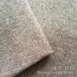 Tissu mou superbe de velours de point de congélation pour le textile à la maison