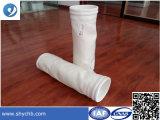 Sacchetto filtro lungo di inversione della vetroresina per industria di cemento