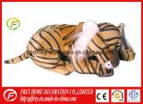 Het Stuk speelgoed van de Tijger van de pluche van de Gift van de Bevordering van de Baby