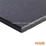 Qualitäts-Fabrik-Großverkauf-Schwarz-saugfähige Gummiauflage