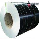 Precio de coste fabricados en China el color de la bobina de aluminio con recubrimiento PVDF