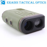 Laser Golf Rangefinder Range Speed Height Angle Measurement di Lungo-distanza di Erains Tac Optics W1000A Handheld Hunting 6X22 1000m